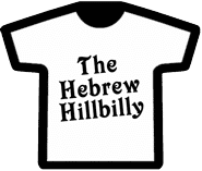 Hebrew Hillbilly Tee Shirt ($19.99)
